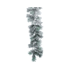 Kaemingk Snowy Canadian Garland