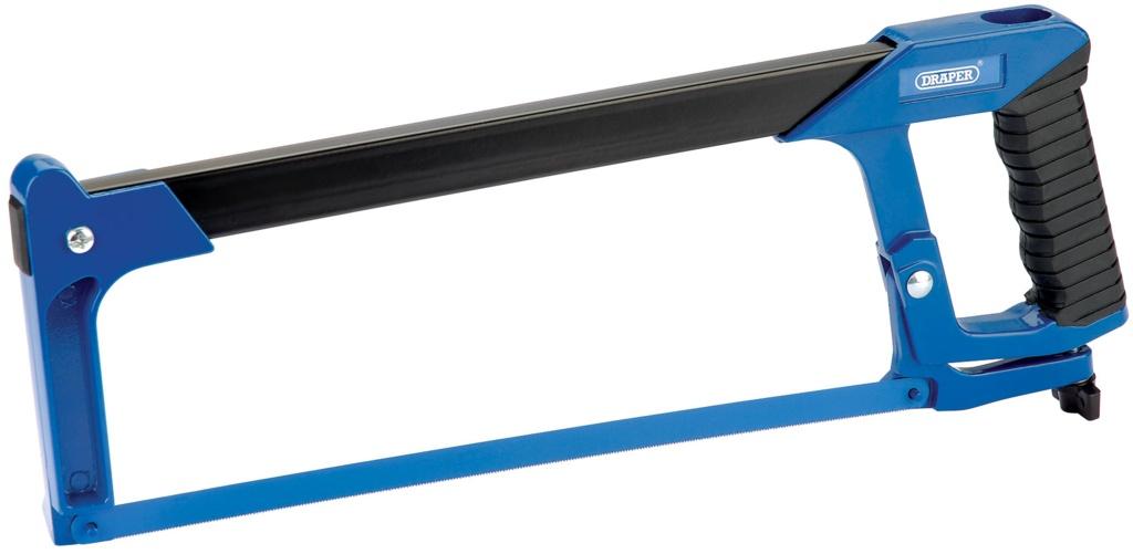 Draper Heavy Duty Soft Grip Hacksaw - 300mm
