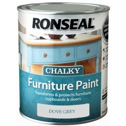 Ronseal Chalky Furniture Paint 750ml