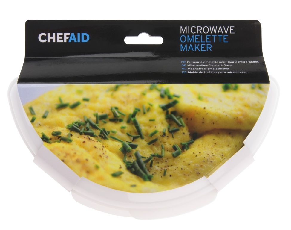 Chef Aid Microwave Omelette Maker