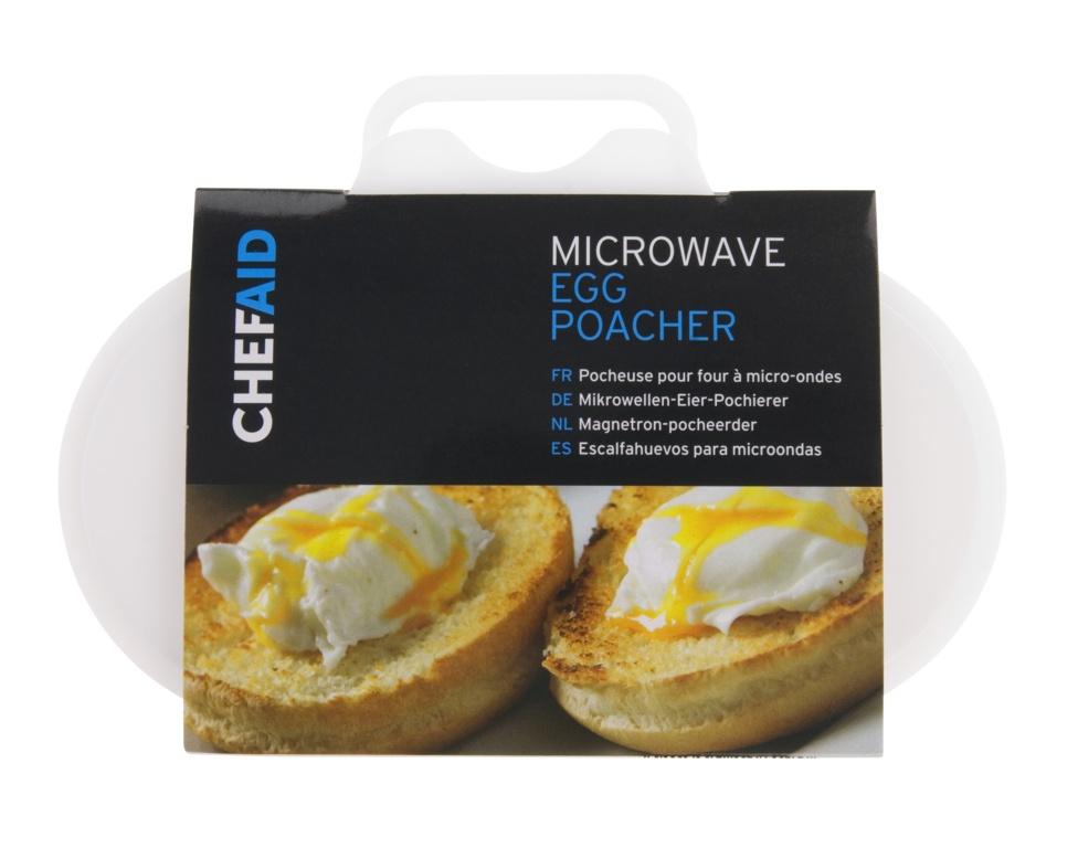 Chef Aid Microwave Basic Egg Poacher