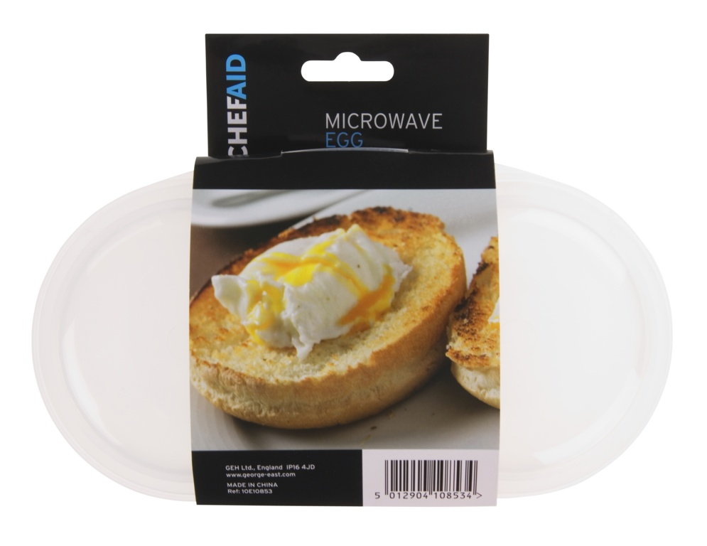 Chef Aid Microwave Essential Egg Poachers