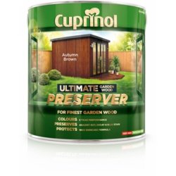 Cuprinol Ultimate Garden Wood Preserver 4L
