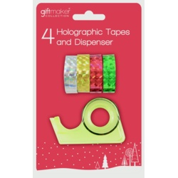 Anker Holographic Tape With Dispenser Stax Trade Centres