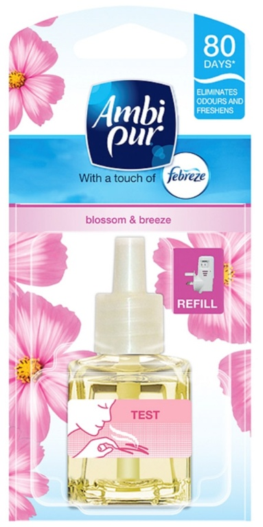 Ambi Pur Refill 20ml - Blossom & Breeze