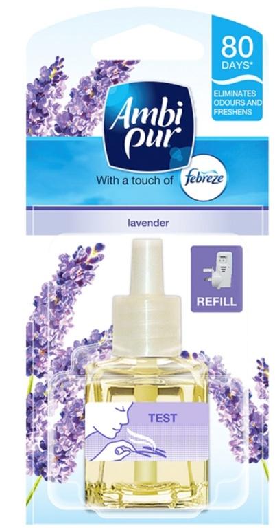Ambi Pur Refill 20ml - Lavender