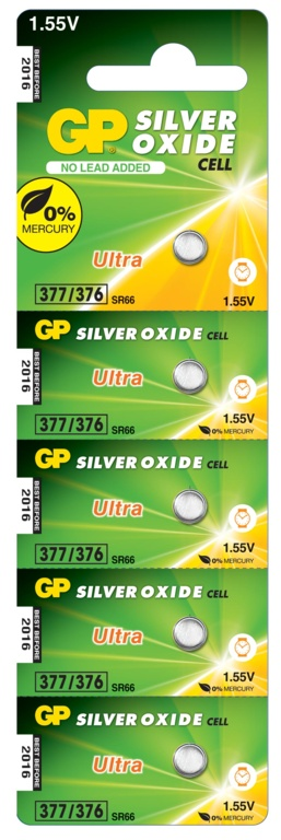 GP Coin Cell Batteries - LR626