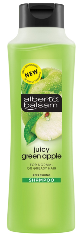Alberto Balsam Shampoo 350ml - Juicy Apple
