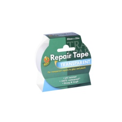 Duck Tape Transparent Repair Tape 50mm x 25m