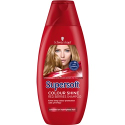 Supersoft Colour Shine Shampoo