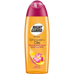Right Guard Women Shower Gel 250ml