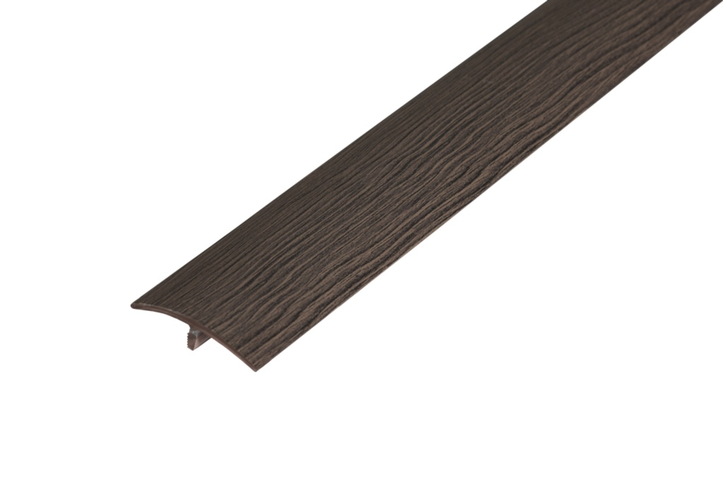 Stikatak Laminate Floor Threshold - 38mm Dark Oak