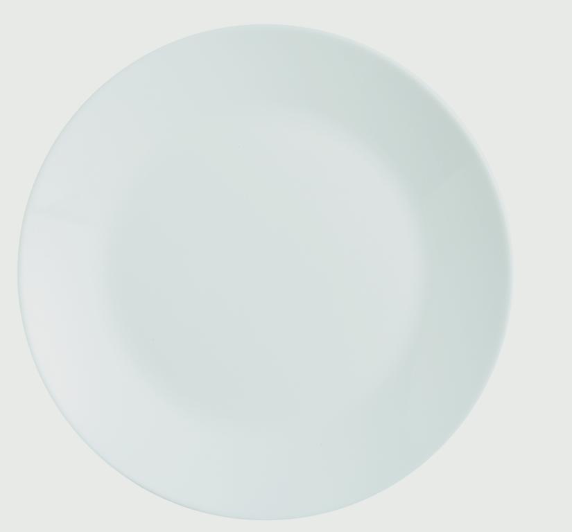 Arcopal Zelie White Dinner Plate - 25cm