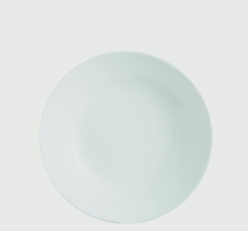 Arcopal Zelie Soup Plate White - 20cm