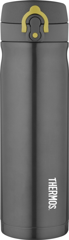 Thermos Direct Drink Flask 470ml - Charcoal