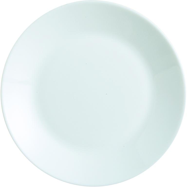 Arcopal Zelie Dessert Plate White - 18cm