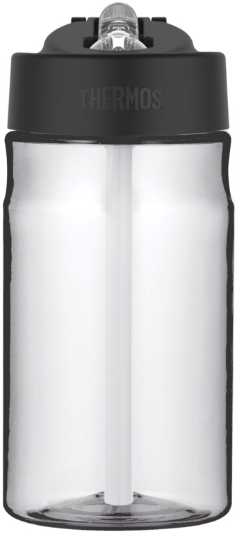 Thermos Hydration Bottle with Straw Clear - 355ml