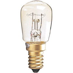 Dencon Pygmy Lamp Clear 15W SES x2 - Bubble Packed (2)