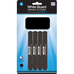 A Star Whiteboard Markers With Eraser
