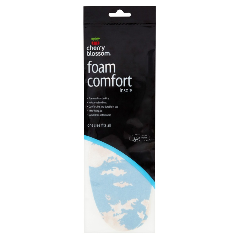 Cherry Blossom Foam Comfort Insole