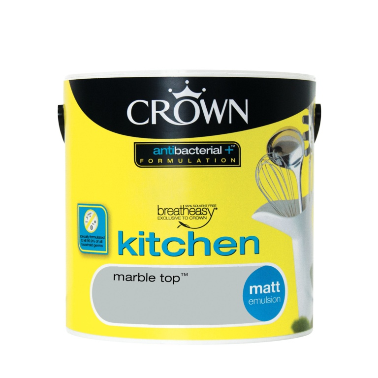 Crown Kitchen Matt 2.5L - Marble Top