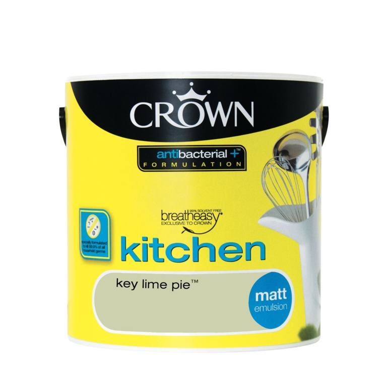 Crown Kitchen Matt 2.5L - Key Lime Pie