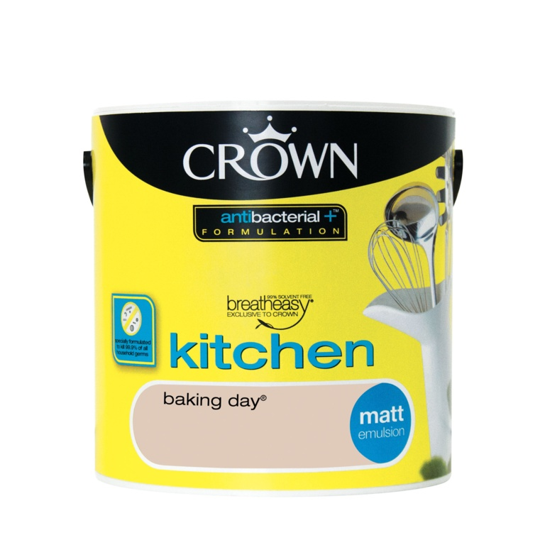 Crown Kitchen Matt 2.5L - Baking Day