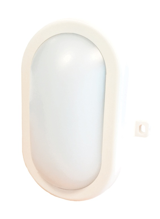 Lyveco LED Bulkhead IP65 400 Lumens - 5w White