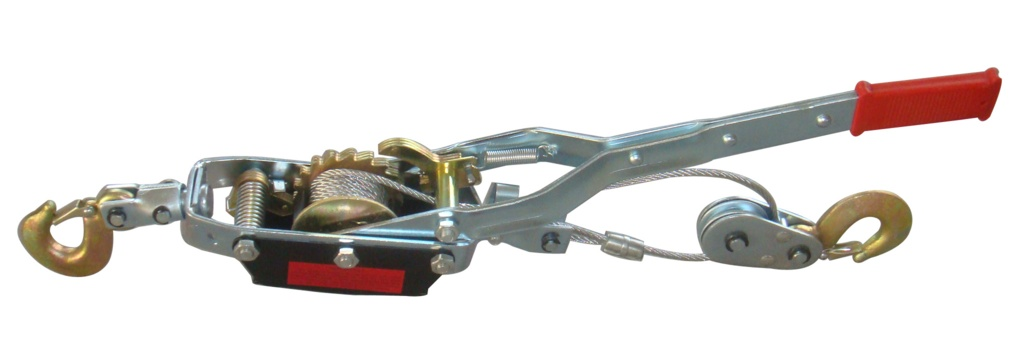 Streetwize Heavy Duty Hand Cable Puller - 4 Tonne