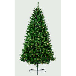 Premier Pre Lit Nordic Fir Tree