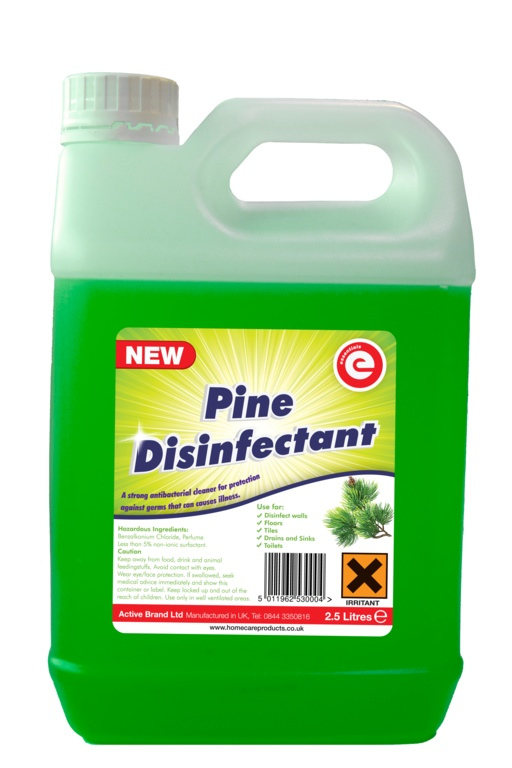 Essentials Disinfectant 2.5L - Pine