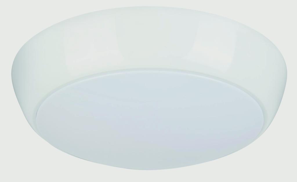 Powermaster LED 15W 2D Round Bulkhead