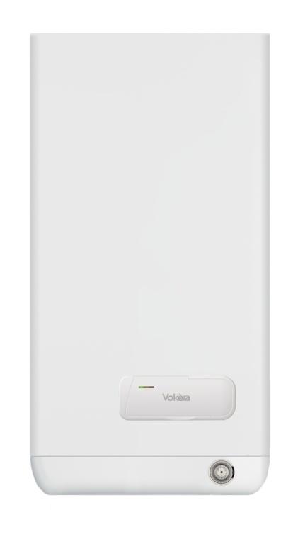Vokera Easi Heat Boiler Flue & Clock - 25kw