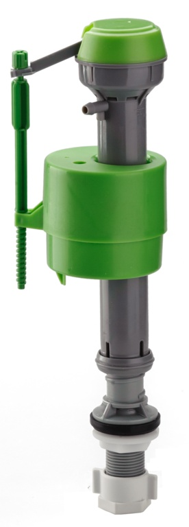 Croydex Telescopic Bottom Entry Fill Valve - Plastic Shank