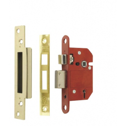 Era Fortress 5 Lever Mortice Sashlock