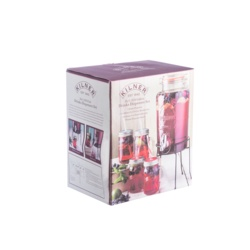 Kilner Drinks Dispenser Gift Set