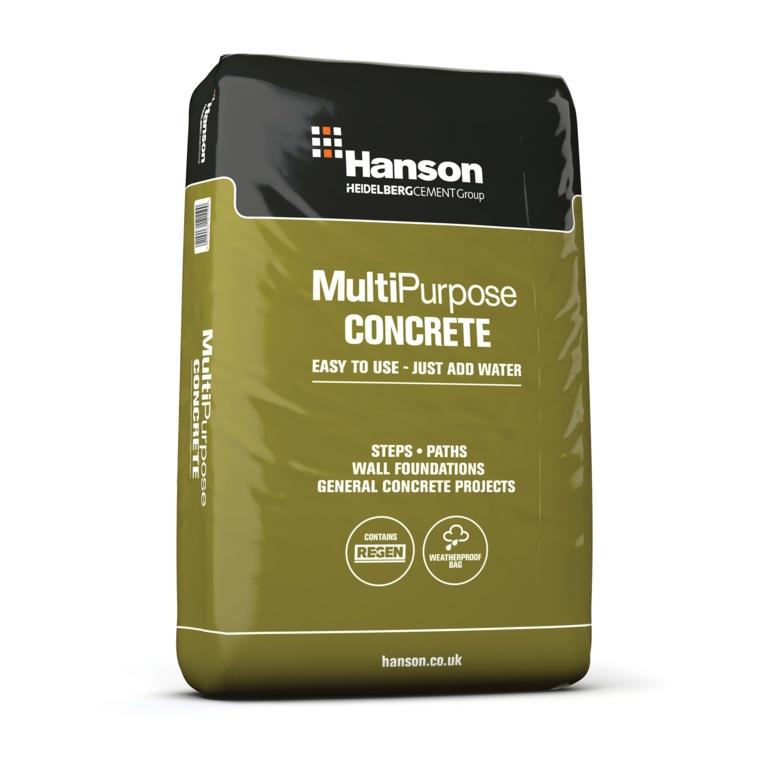 Hanson Multipurpose Concrete - Maxi Pack