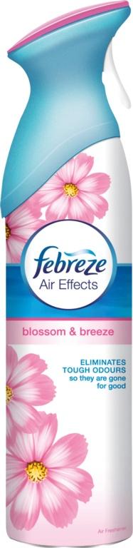 Febreze Aerosol 300ml - Blossom & Breeze