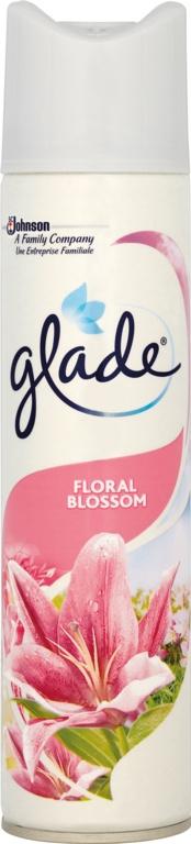 Glade Silver Aero 300ml - Floral Blosson