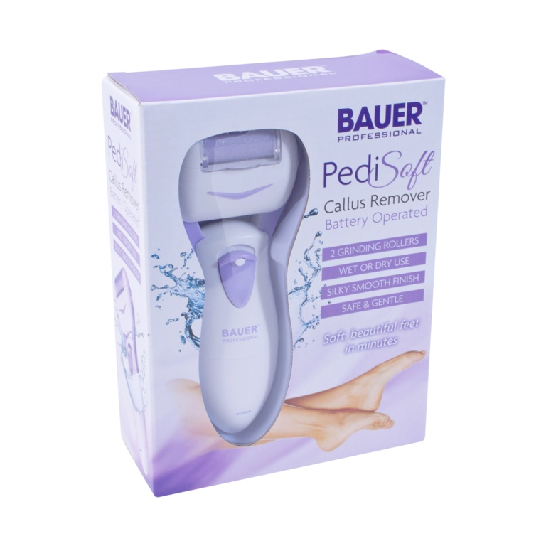 Bauer Pedisoft Callus Remover - Battery operated