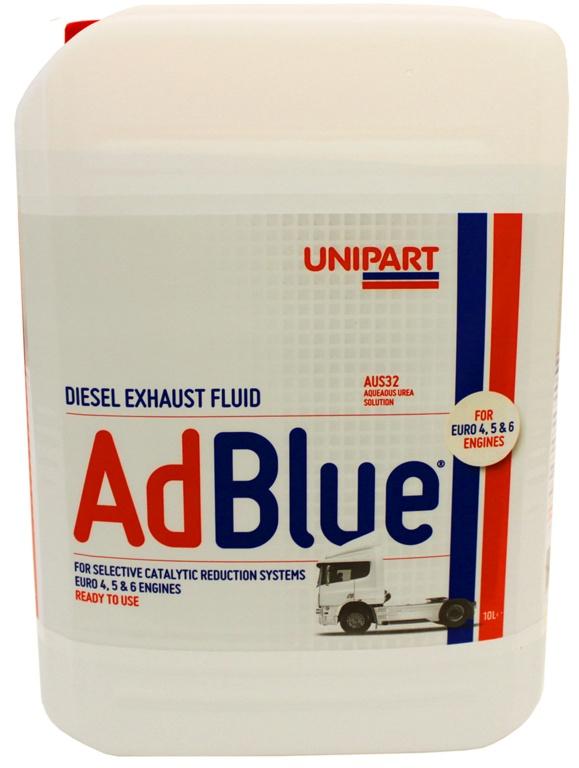 Unipart Ad Blue - 10L