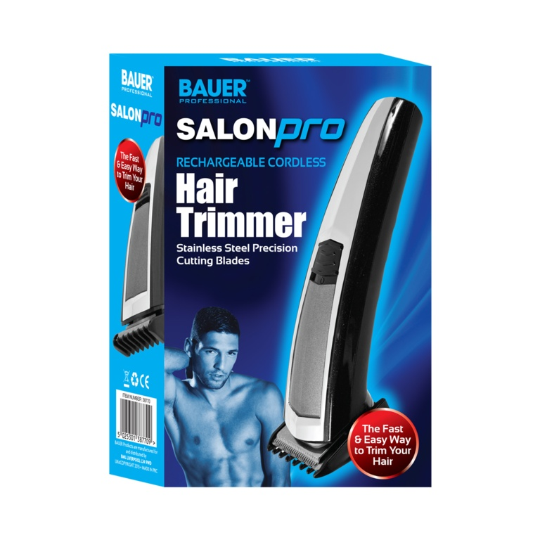 Bauer Hair Trimmer - Rechargeable