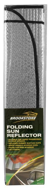 Unipart Brookstone Folding Sun Protector
