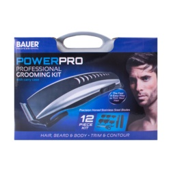 Bauer Power Pro - Professional grooming kit