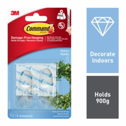 Command Clear Hooks Medium 17091