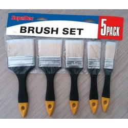 SupaDec Brush Set