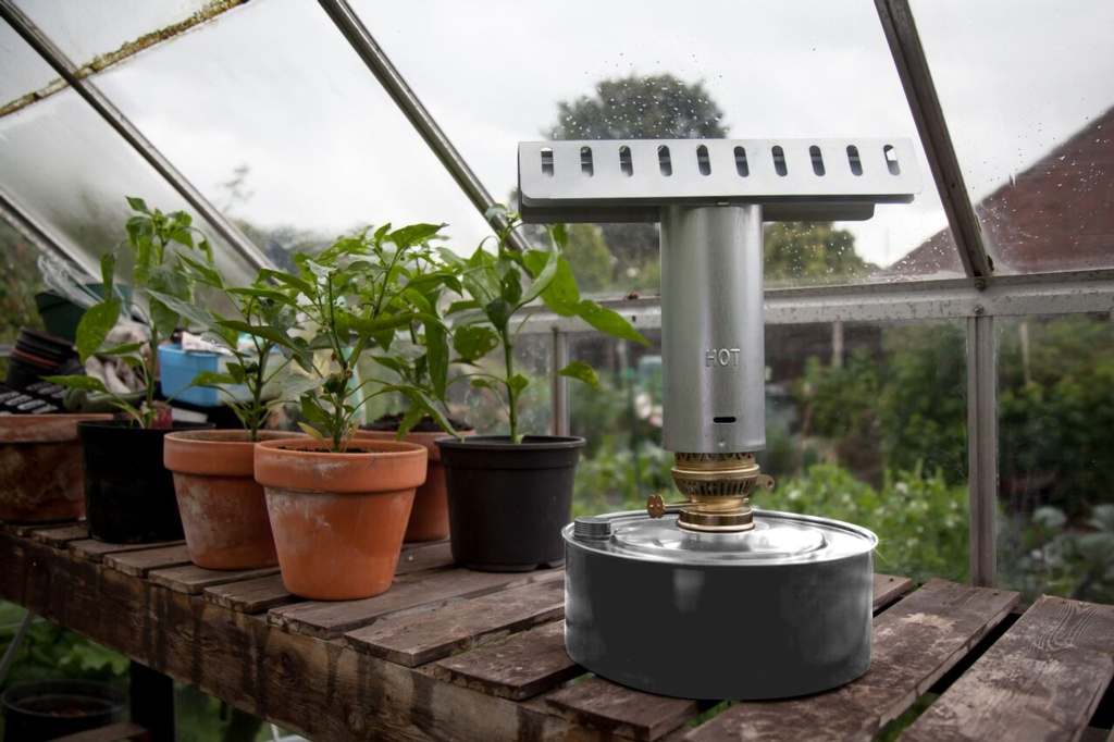 Apollo Greenhouse Paraffin Heater - Single