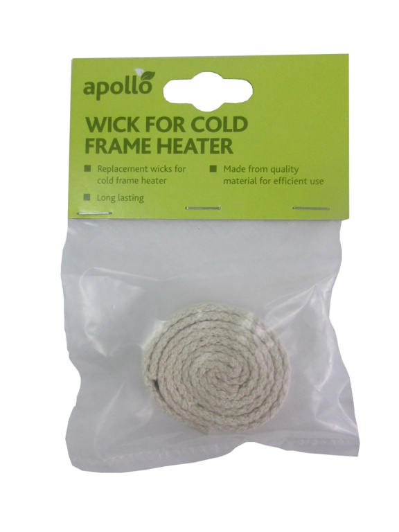 Apollo Wick For Cold Frame Heater - 1.5cm width