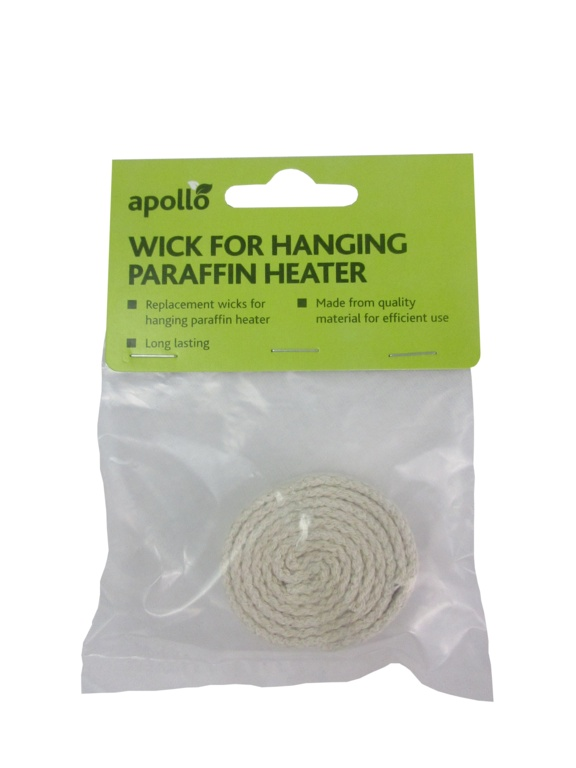 Apollo Wick For Hanging Paraffin Heater - 1.5cm width