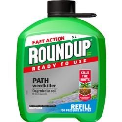 Roundup Path & Drive Refill